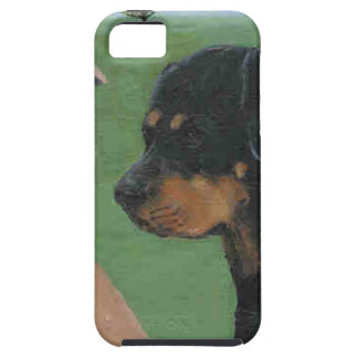 Rottweiler iPhone 5 Skydd