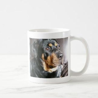 Rottweiler Kaffemugg