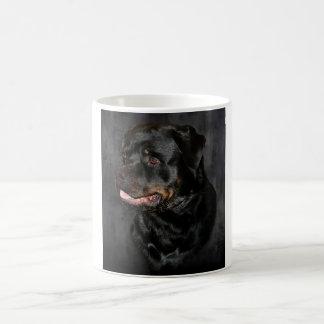 Rottweiler klassikermugg kaffemugg