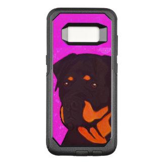Rottweiler OtterBox Commuter Samsung Galaxy S8 Skal