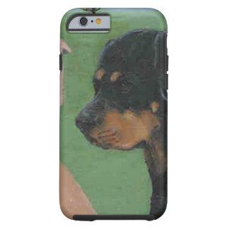 Rottweiler Tough iPhone 6 Skal