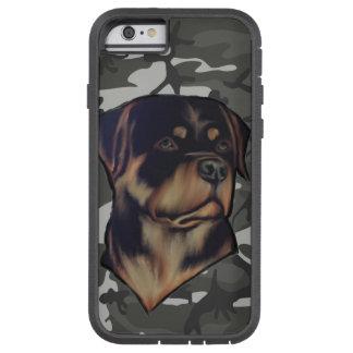 Rottweiler Tough Xtreme iPhone 6 Fodral
