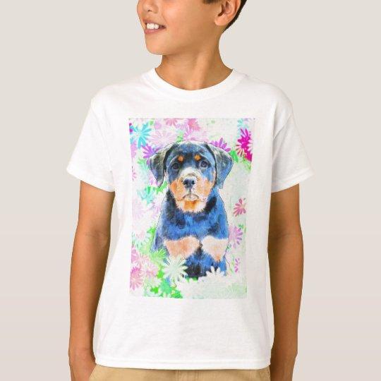 Rottweiler valp tröjor