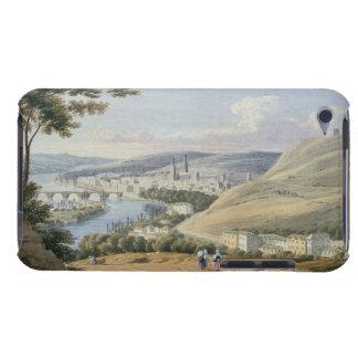 Rouen från Mont Sainte-Catherine (w/c på papper) iPod Touch Skal