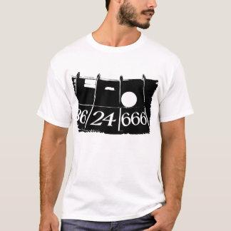 Roulett 666 tee shirt