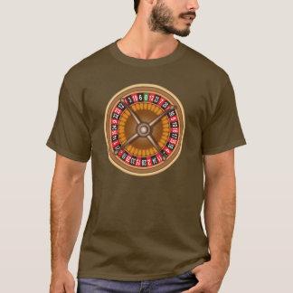 Rouletten rullar skjortor - välj stil & färga tee shirts