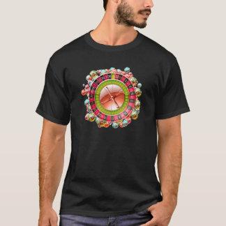 Rouletten rullar t-shirt