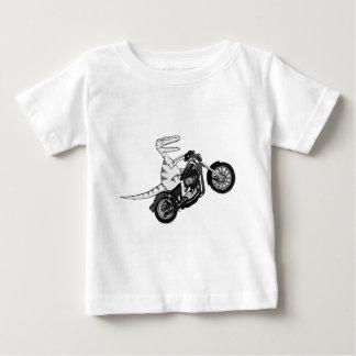 Rovfågel på en Hog T Shirt