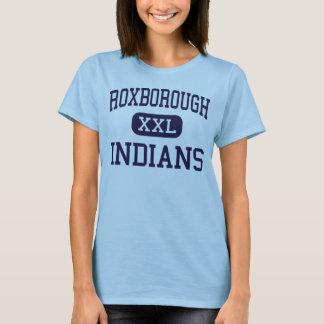 Roxborough - indier - kick - Philadelphia Tee