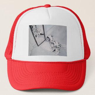 Roxie dalmatianen truckerkeps