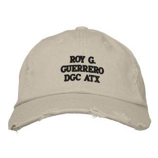 ROY G. GUERRERO DGC ATX BRODERAD KEPS