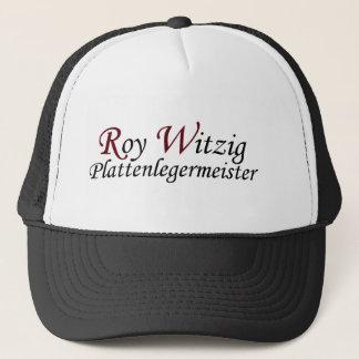 Roy Witzig Truckerkeps