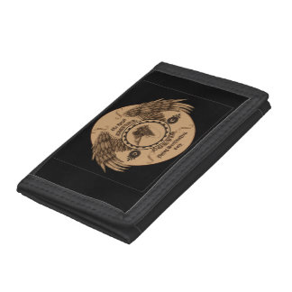 Royal Flyg Corvid Machinations Corp plånbok