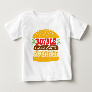 Royale med ost tee