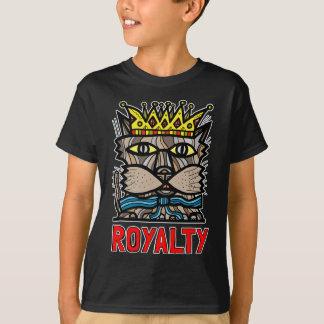 """Royalty"" unge Hanes TAGLESS® T-tröja T Shirts"