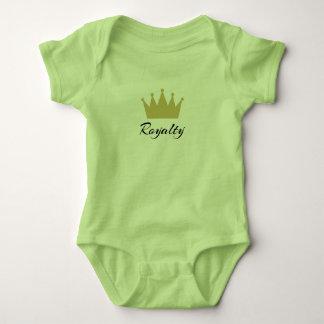 RoyaltybabyJersey Bodysuit Tee Shirts