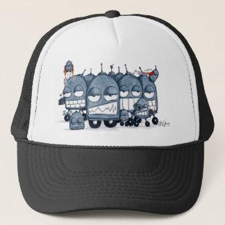 RRRbot hatt Truckerkeps