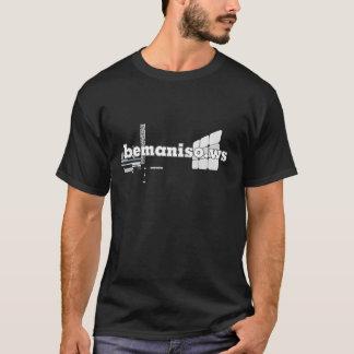 rsp-svart t-shirt