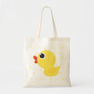 Rubber Duckie Budget Tygkasse