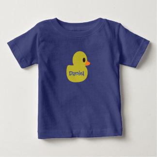 """""""Rubber Ducky"""" personligspädbarnT-tröja T-shirts"""