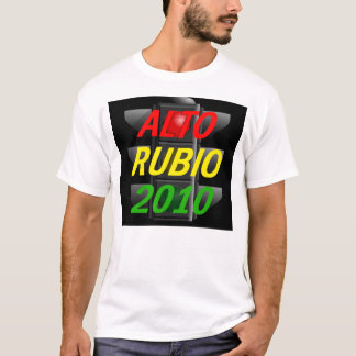 RUBIO senatT-tröja 2010 Tee Shirt