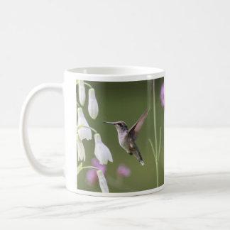Ruby-throated Hummingbird Kaffemugg