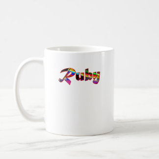 Rubys kaffemugg