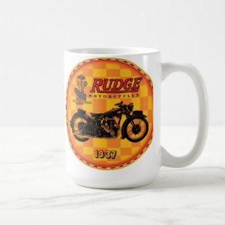 Rudge motorcyklar kaffemugg
