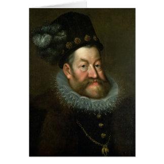Rudolf II, 1600-3 Hälsningskort