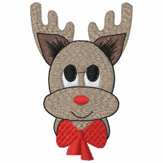 Rudolf ren broderad skjorta