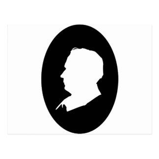 Rudolf Steiner Cameo Vykort