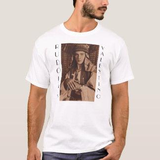 Rudolph Valentino SOM schejken T-shirts