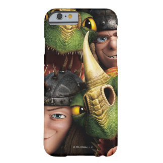 Ruffnut, Tuffnut & rap, Barf Barely There iPhone 6 Skal