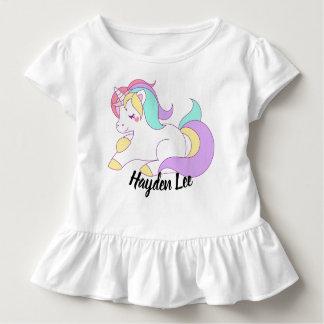Rufsa den nedersta tshirten för unicorn- & tröja