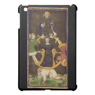Rulla av det förmögenhetTarot kortet iPad Mini Mobil Skal