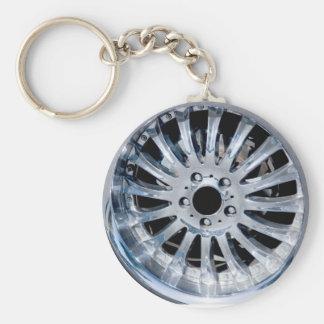 rulla keychain nyckelring