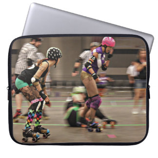 RullDerby spelare Laptop Fodral