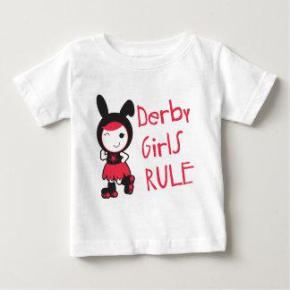 Rulle Derby - Derby flickor härskar T-shirts