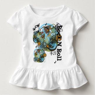 Rulle för sten N T-shirts