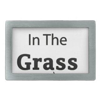 Rulle i den roliga designen för gräs