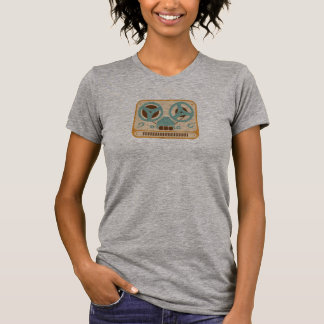 Rulle som Reel bandspelare T Shirt