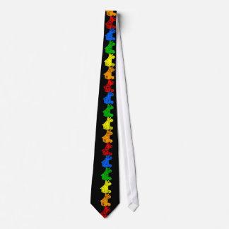 rullskridskoregnbåge slips