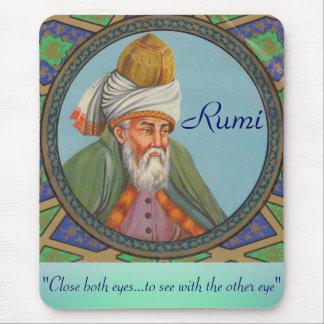 Rumi citationsteckenmousepad musmatta