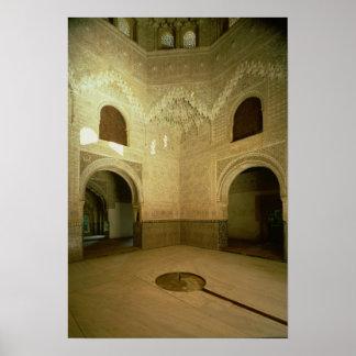 Rummet av det 14th århundradet för två systrar poster