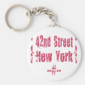 RUND NYCKELRING