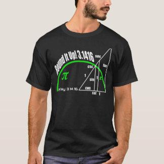 Runda det upp till Pi-Dagen 2016 T Shirts
