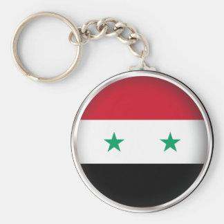 Runda Syrien Rund Nyckelring