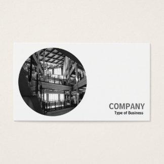 Rundafoto - modern arkitektur visitkort