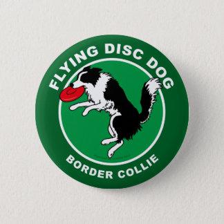 Rundan för hunden för disketten för standard knapp rund 5.7 cm