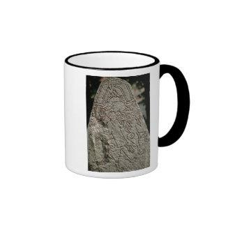 Runic sten kaffe kopp